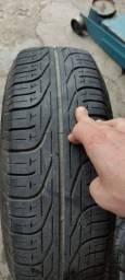 Título do anúncio: 4 pneus 185 70 r14