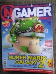 Revistas de vídeo game