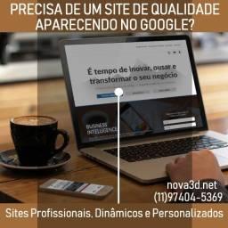 Criação de Sites Profissional - Para Empresa