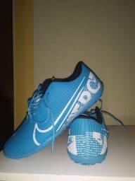 Chuteira Nike Mercurial ( usada apenas 3 vezes)