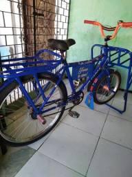 Título do anúncio: Bicicleta para Carga