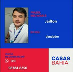 Vendedor on-line casas Bahia