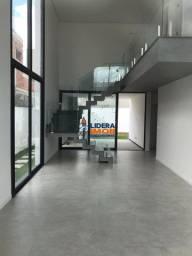 Casa Duplex no Sim, Alto Padrão, 4 Suítes, Área Gourmet, no Condomínio Nature Ville