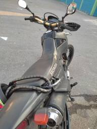 Título do anúncio: Honda XR 250 Tornado Motard ( aceito moto menor )