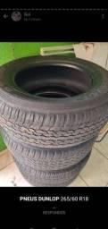 Título do anúncio: 4 pneu 265/60 R18