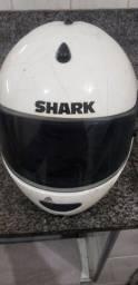 Título do anúncio: Capacete Shark tamanho 60