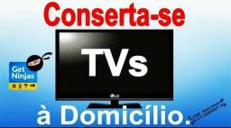 Título do anúncio: Assistência especializada em TVs a domicílio
