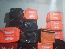 Bag Motoboy entregamos delivery aceitamos cartões