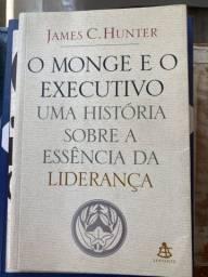 Livro O Monge e o Executivo - James C Hunter