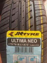 Título do anúncio: pneu 175 70 13 em promoção.