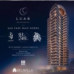 Título do anúncio: LUAR RESIDENCIAL - APARTAMENTOS LANÇAMENTO À PARTIR DE 93M² VALE DO SERENO - NOVA LIMA