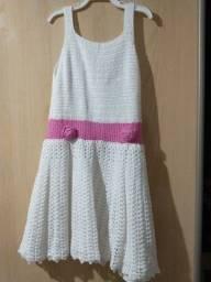 Título do anúncio: Vestido de tricô