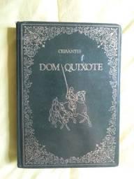 Livro Dom Quixote - 1978