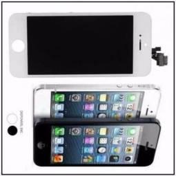 Tela frontal iphone ( 5, 6, 6 plus, 6s, 6s plus, 7, 7 plus, 8, 8 plus ) LOJA especializada