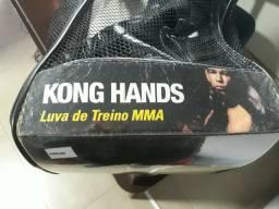 Luvas de treino para MMA ou Muay Thai