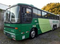 Onibus Volvo B10M Trucado - 1990