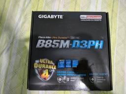 Kit, core i5 4460, 16gb de ram e placa mae