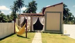 Linda casa na praia de Marceneiro, Rota dos Milagres, 3 quartos, 450 m², mobiliado.