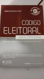 Código Eleitoral Para Concursos