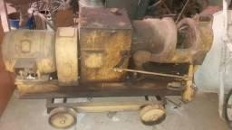 Máquina de cortar Ferro dê uma polegada