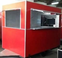 Invista fabricação trailers caretinha baús reboque