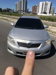 Corolla 2010/2011 XLi IPVA 2018 Pago Excelente Estado Manual - 2011