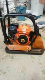Placa vibratória compactadora a gasolina pv 2000