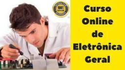 Curso Online de Eletrônica Geral Com Certificado de Conclusão