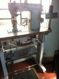 Maquina Costura Barbada