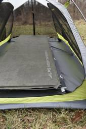 Isolante Térmico Auto Inflável Camping Trekking Alps Mountaineering Lightweight Air Pad