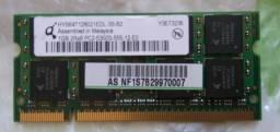 Memória 1Gb Usada