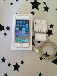 Iphone 5S Gold 16GB Game em outro 996478510 Whatsapp