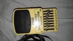 Baixo strinberg precision jass +pedal Behringer