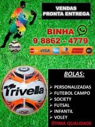 Bola Campo, Society e Futsal profissional trivella excelente qualidade