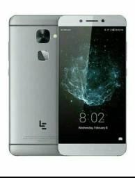 Vendo celular Leeco letv, ele tem 32g, 3RAM, digital, Tela 5.7