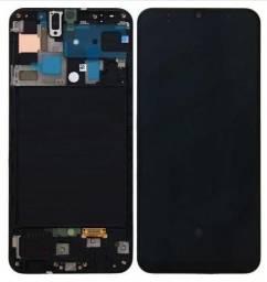 Display Tela Touch LCD Samsung A30 com Garantia