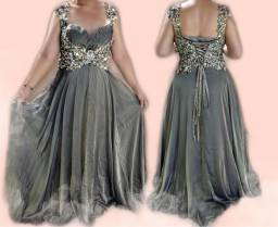 Vestido Longo de Gala (Fada)