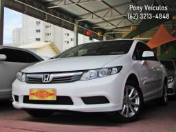Civic Sedan LXS 1.8/1.8 Flex 16V Aut. 4p - 2012