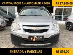 Captiva Sport 2.4 Automática 2010 - 2010