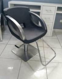 Cadeira salão de beleza barbearia estetica