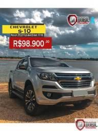 Chevrolet S-10 Pick-Up LTZ 2.5 Flex 4x4 CD Aut. - 2018