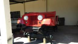 Jeep Willys 4x4 Ano 1963