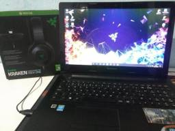 Notebook gamer barato lenovo i3 5005u