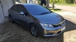 Honda Civic Lxl 1.8 2013 Automático - 2013