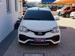 Toyota Etios X 1.3 Flex 17/18 - 2018