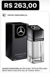 5c2062867a784 Mercedes  Perfume Mercedes BENZ Select Masculino Eau de Toilette 100ml -