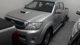 Toyota Hilux 3.0 SRV Completa Veículo Em Manaus - 2011