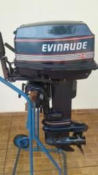 Motor de Popa Evinrud 25 HP