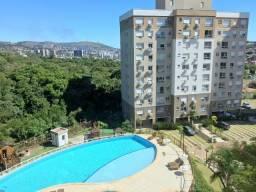 Apartamento à venda com 2 dormitórios em Jardim carvalho, Porto alegre cod:4216