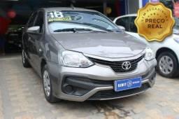 Toyota Etios XS 1.5 Sedan Automático - 2018 - 2018